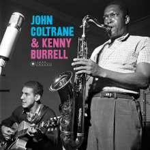 Kenny Burrell & John Coltrane: John Coltrane & Kenny Burrell, LP