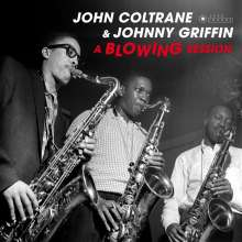 John Coltrane & Johnny Griffin: Blowing Session (180g) (Limited-Edition) (Francis Wolff Collection) +Bonus Track, LP