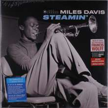 Miles Davis (1926-1991): Steamin' (180g) (Limited Edition), LP