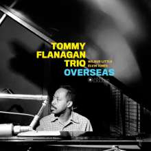 Tommy Flanagan (Jazz) (1930-2001): Overseas (180g) (Limited Edition) (Francis Wolff Collection) +2 Bonus Tracks, LP