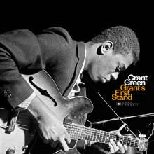 Grant Green (1931-1979): Grant's First Stand (180g) (Limited-Edition) (Francis Wolff Collection) (+2 Bonustracks), LP