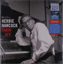 Herbie Hancock (geb. 1940): Takin' Off (180g) (Limited Edition) (Francis Wolff Collection) +2 Bonus Tracks, LP