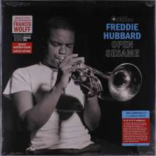 Freddie Hubbard (1938-2008): Open Sesame (180g) (Limited Edition) (Francis Wolff Collection), LP