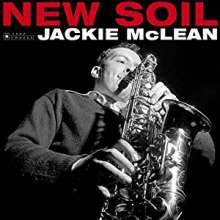 Jackie McLean (1931-2006): New Soil (180g) (Limited Edition), LP