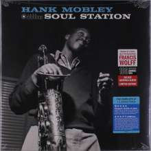 Hank Mobley (1930-1986): Soul Station (180g) (Limited Edition) (Francis Wolff Collection) +1 Bonus Track, LP