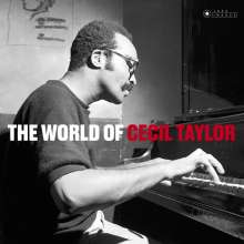 Cecil Taylor (1929-2018): The World Of Cecil Taylor (180g) (Limited-Edition) (Francis Wolff Collection), LP