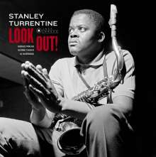 Stanley Turrentine (1934-2000): Look Out! (180g) (Limited Edition) (+1 Bonustrack), LP