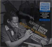 Clifford Brown & Max Roach: Study In Brown (Limited Edition), 2 CDs