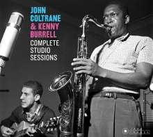 Kenny Burrell & John Coltrane: Complete Studio Sessions (Jazz Images) (Limited Edition), 2 CDs