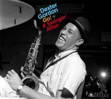 Dexter Gordon (1923-1990): Go! / A Swingin' Affair / Dexter Blows Hot And Cool / Dexter Calling (Jazz Images) (Limited Edition), 2 CDs