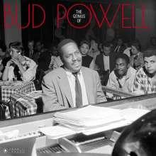 Bud Powell (1924-1966): The Genius Of Bud Powell (+ 3 Bonus Alben) (Jazz Images) (Limited Edition), 2 CDs