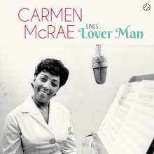 Carmen McRae (1920-1994): Sings Lover Man And Other Billie Holiday Classics (180g) (Limited Edition), LP