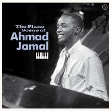 Ahmad Jamal (geb. 1930): The Piano Scene Of Ahmad Jamal + 2 Bonus Tracks (180g) (Limited-Edition), LP