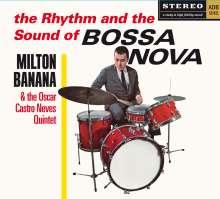 Milton Banana: The Rhythm And The Sound Of Bossa Nova + Balançando (Limited-Edition), CD