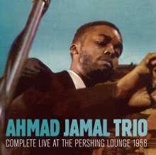 Ahmad Jamal (geb. 1930): Complete Live At The Pershing Lounge 1958 (+ 2 Bonus Tracks) (Limited Edition), CD