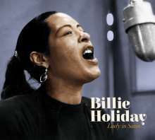 Billie Holiday (1915-1959): Lady In Satin + Stay With Me (Limited-Edition), CD