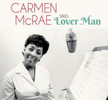 Carmen McRae (1920-1994): Sings Lover Man And Other Billie Holiday Classics (Limited-Edition), CD