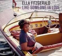 Ella Fitzgerald (1917-1996): Like Someone In Love (Jean-Pierre Leloir Collection), CD