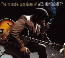 Wes Montgomery (1925-1968): The Incredible Jazz Guitar Of Wes Montgomery (Jean Pierre Leloir Collection) (Limited Edition), CD