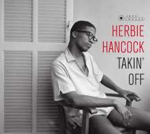 Herbie Hancock (geb. 1940): Takin' Off (Jazz Images), CD