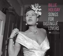 Billie Holiday (1915-1959): Songs For Distingue Lovers, CD