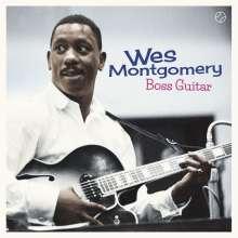 Wes Montgomery (1925-1968): Boss Guitar (180g) (Limited Edition) (+2 Bonustracks), LP