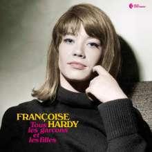 Françoise Hardy: Tous Les Garcons Et Les Filles (180) (Limited Edition), LP