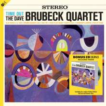 Dave Brubeck (1920-2012): Time Out (180g), 1 LP und 1 CD