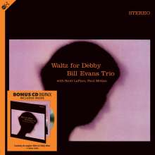 Bill Evans (Piano) (1929-1980): Waltz For Debby (180g), 2 LPs