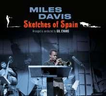 Miles Davis (1926-1991): Sketches Of Spain (+5 Bonus Tracks) (Limited Edition), CD