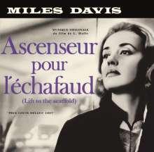 Miles Davis (1926-1991): Acenseur Pour L'Echafaud (180g), 1 LP und 1 CD