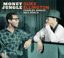 Duke Ellington, Charlie Mingus & Max Roach: Money Jungle: The Complete Session (Limited Edition), CD