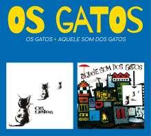 Os Gatos: Os Gatos / Aquele Som Dos Gatos (Limited Edition), CD