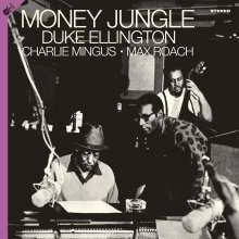 Duke Ellington, Charlie Mingus & Max Roach: Money Jungle (180g) +4 Bonus Tracks, 1 LP und 1 CD