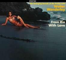 Walter Wanderley (1932-1986): From Rio With Love / Balancando (+ 7 Bonus Tracks), CD