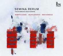 Italienische Violinsonaten des Barock, CD