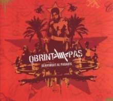 Obrint Pas: Benvingut Al Paradis (CD+DVD), 1 CD und 1 DVD