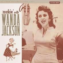 Wanda Jackson: Rockin' With Wanda (Reissue), 2 CDs