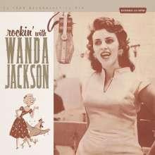 "Wanda Jackson: Rockin' With Wanda (Reissue), Single 7"""