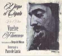 Diego El Cigala: En Vivo, CD