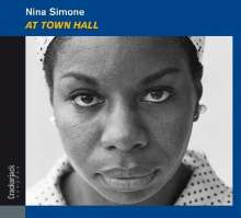 Nina Simone (1933-2003): At Town Hall (Deluxe Edition), CD
