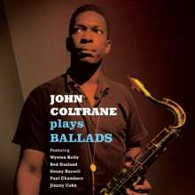 John Coltrane (1926-1967): Plays Ballads, CD