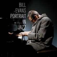 Bill Evans (Piano) (1929-1980): Portrait In Jazz (Jean-Pierre Leloir Collection) (Limited Edition), CD