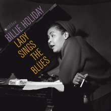 Billie Holiday (1915-1959): Lady Sings The Blues (Jean-Pierre Leloir Collection), CD