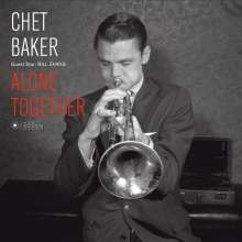 Chet Baker & Bill Evans: Alone Together (Jean-Pierre Leloir Collection), CD