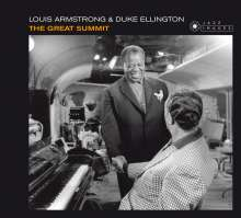 Duke Ellington & Louis Armstrong: The Great Summit + Bonus-Album (Limited Edition) (Jean-Pierre Leloir Collection), CD
