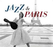 Jazz & Paris, 3 CDs