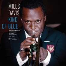 Miles Davis (1926-1991): Kind Of Blue (180g) (Limited-Edition), LP