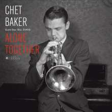 Chet Baker & Bill Evans: Alone Together (180g) (Limited-Edition), LP