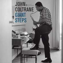 John Coltrane (1926-1967): Giant Steps (180g) (Limited Edition), LP
